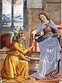 Domenico Ghirlandaio - Annunciation WGA.jpg