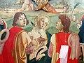Domenico di Zanobi (maestro della natività johnson), incoronazione della vergine, 1480 ca, 06.JPG