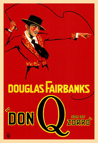 Don Q, Son of Zorro - Theatrical poster