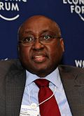 Donald Kaberuka, 2009 World Economic Forum on Africa.jpg