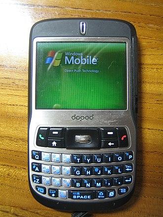 HTC Excalibur - Dopod C720W