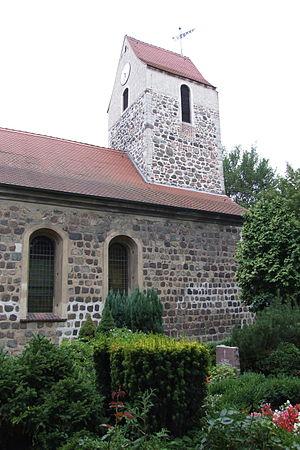 Mahlsdorf - Village church