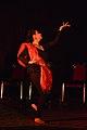 Dorothy Bhattacharya Dancing With Rabindra Sangeet - Sriniketan - Birbhum - 2017-10-21 5173.JPG