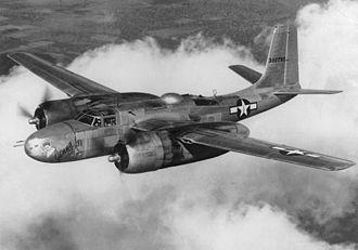 Douglas A-26 Invader - Image: Douglas A 26 Invader