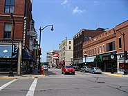 Downtown LaCrosse 2006