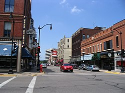 Downtown La Crosse