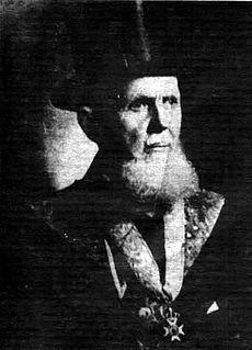 Arnold Krumm-Heller German writer, occultist, doctor, agent