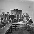 Drie progressieve partijen (PvdA, D66, PPR) presenteren schaduwkabinet, het scha, Bestanddeelnr 926-0346.jpg