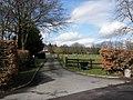 Driveway, Woodlands Farm - geograph.org.uk - 1776039.jpg