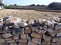 Dry stone walls in Marsaskala, Malta 2.jpg