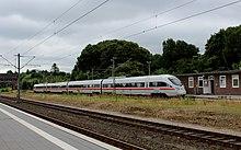 ICE TD bei Flensburg