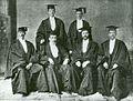 Du Bois, W. E. B., Harvard graduation.jpg