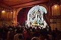 Durga Puja Pandal Interior - Baghbazar Sarbojanin Durgotsav - Nivedita Park - Kolkata 2014-10-03 9297.JPG