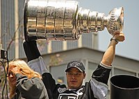 Dustin Brown and the Stanley Cup.jpg