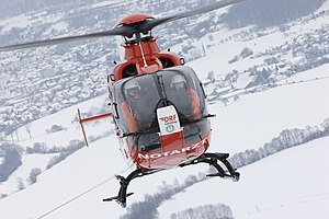 EC 135 flying front view source DRF Luftrettung.jpg