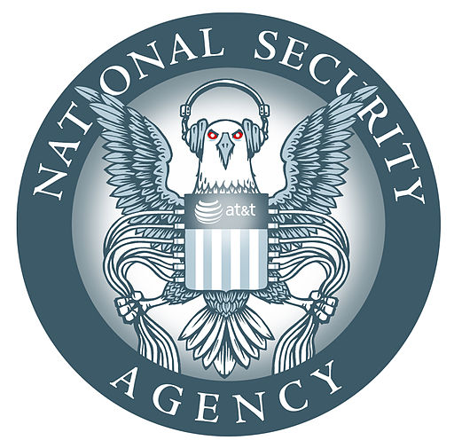 EFF version of NSA logo