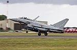 EGVA - Eurofighter EF-2000 Typhoon - Royal Air Force - ZJ700 (30130768758).jpg