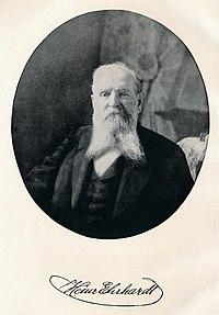 ERHARDT(1923) Hammerschläge (Frontispiece) Heinrich Erhardt (1840-1928).jpg