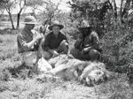 ETH-BIB-Jäger mit geschossenem Löwe-Kilimanjaroflug 1929-30-LBS MH02-07-0366.tif