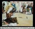 ETH-BIB-Kairouan, Schlangenbändiger mit Volk-Dia 247-03503-1.tif