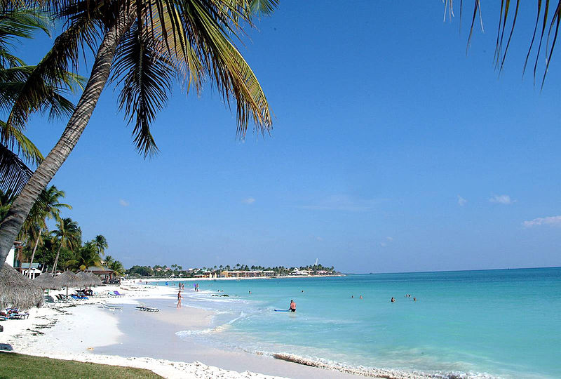 File:Eagle Beach Aruba.jpg
