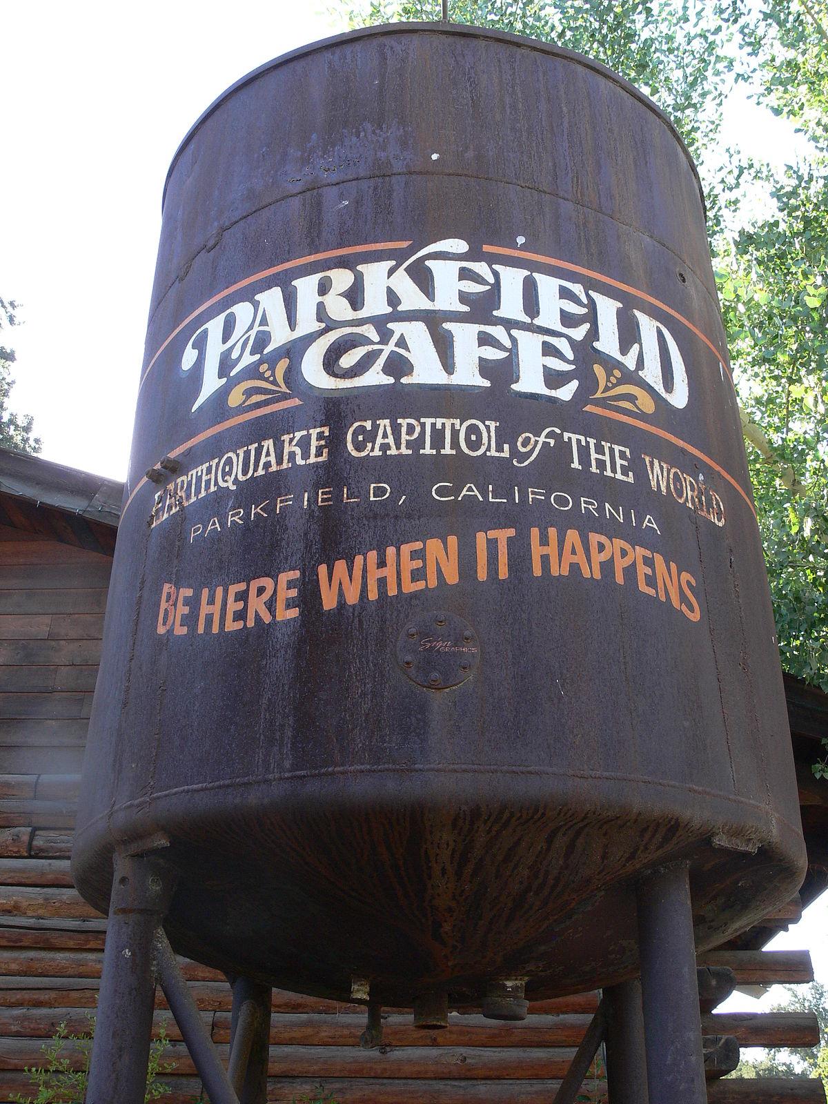 Parkfield California Wikipedia