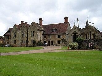 Easebourne Priory - Easebourne Priory