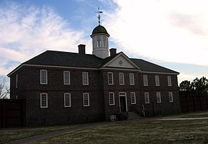 Rebuilt 1773 Public Hospital for Persons of In...
