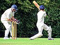 Eastons Cricket Club Sunday match, Little Easton, Essex, England 05.jpg