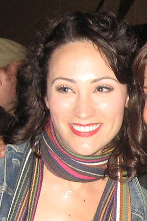 Eden Espinosa - Espinosa at the Henry Fonda Theater in 2008