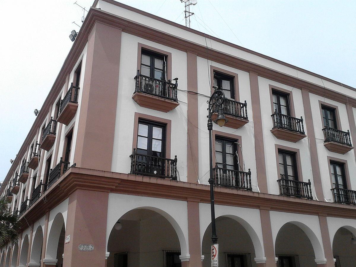 File Edificio Trigueros Veracruz Veracruz Jpg Wikimedia
