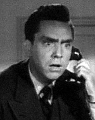 D.O.A. (1949 film) - Image: Edmond O'Brien in DOA crop