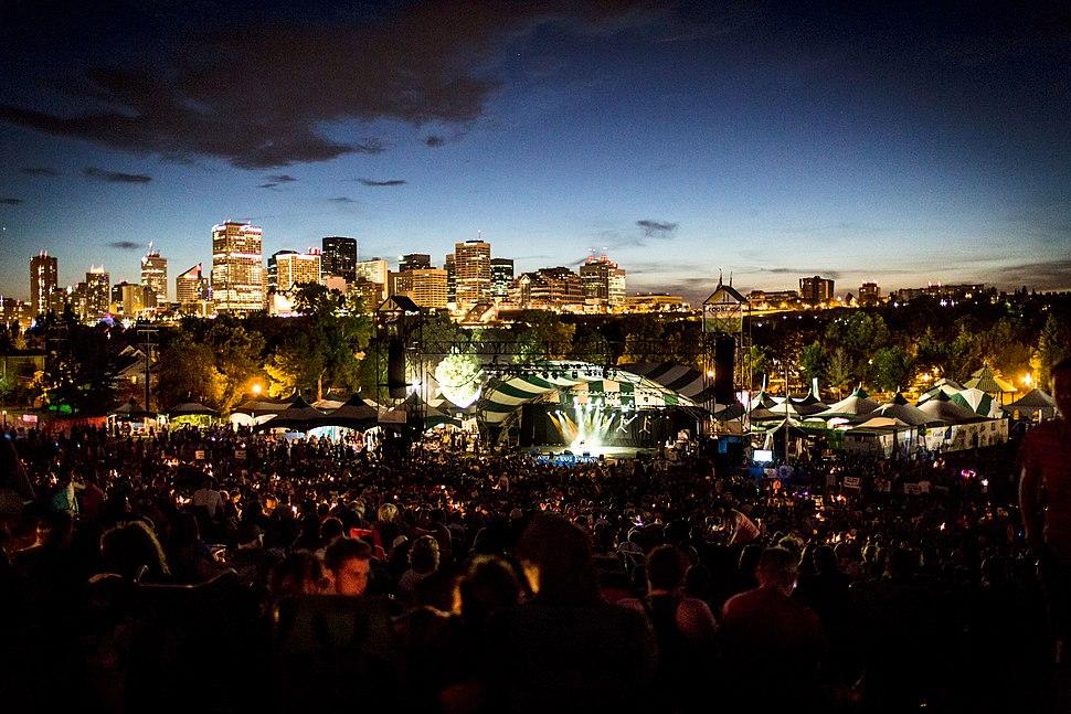 Edmonton Folk Music Festival