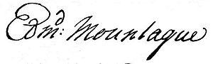 Edmund Montague - Image: Edmund Montague