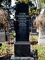 Eduard Forchheimer grave, Vienna, 2017.jpg