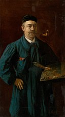 Eduard Majsch - Self-Portrait - O 2113 - Slovak National Gallery.jpg