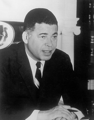 1966 United States Senate elections - Image: Edward Brooke