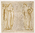 Edward Burne-Jones - Chaucer's 'Legend of Good Women' - Hypsiphile And Medea - Google Art Project.jpg