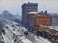 Edward Middlton Manigault - New York City Street Scene (1908).jpg