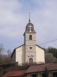 The church in Médière