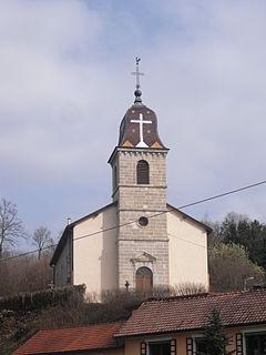 Médière Commune in Bourgogne-Franche-Comté, France