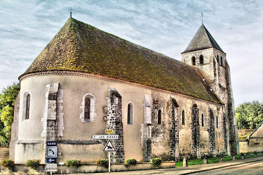 Église de Molinons