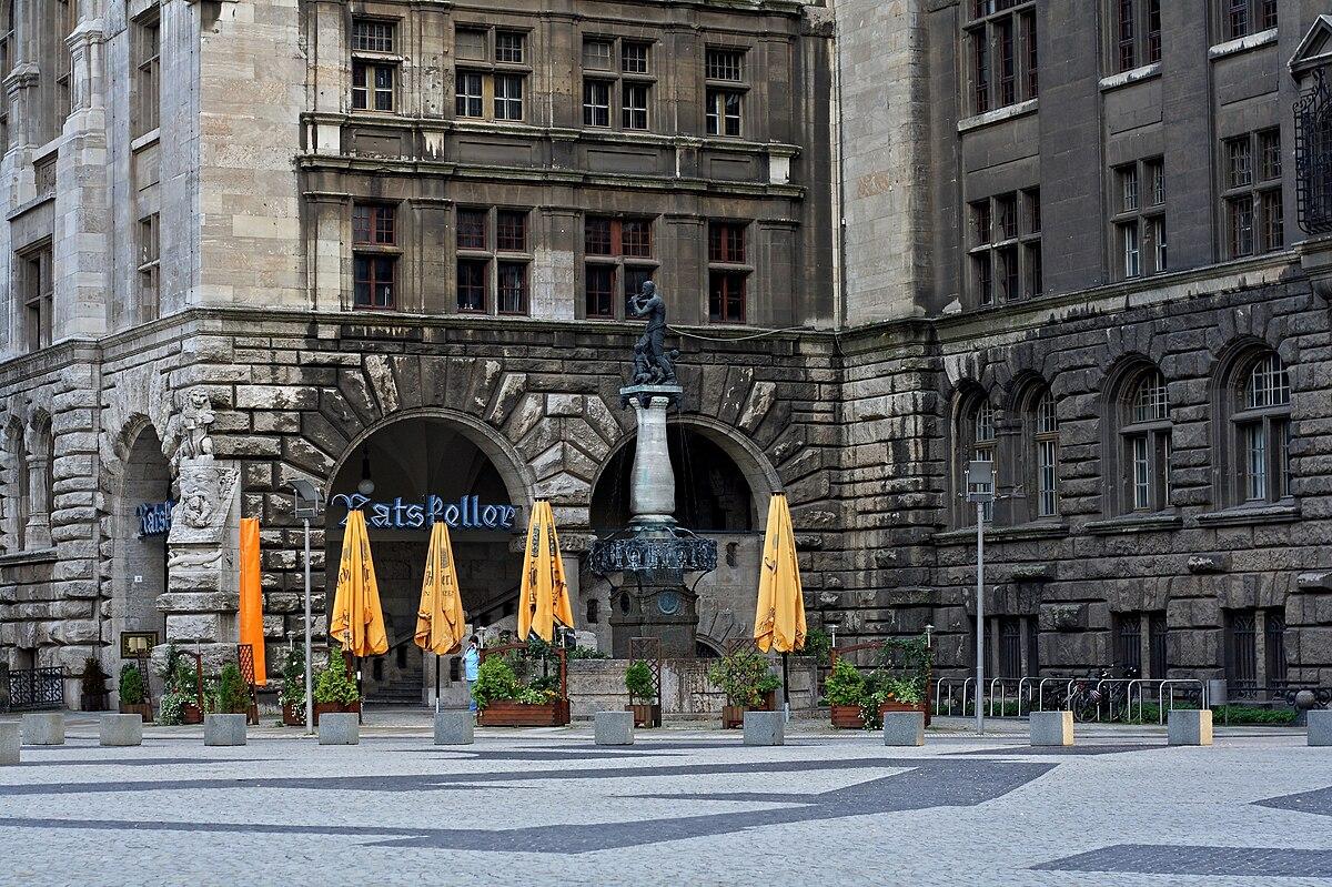 Ratskeller Leipzig – Wikipedia