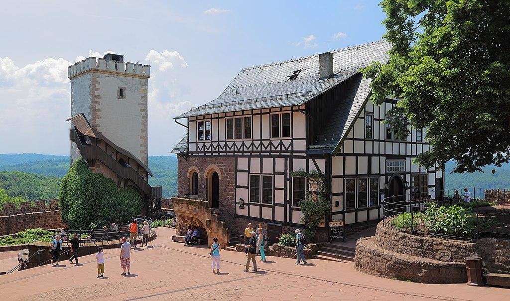 Eisenach Wartburg 17