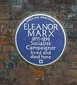 Eleanor-Marx-Plaque (14026367910).jpg