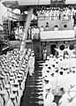 Eleanor Roosevelt addresses the crew of USS Omaha (CL-4) on 16 March 1944 (80-G-220683).jpg