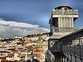 Elevador de santa Justa, Lisboa - panoramio.jpg