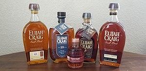 b3516daefaa Elijah Craig (bourbon) - Wikipedia