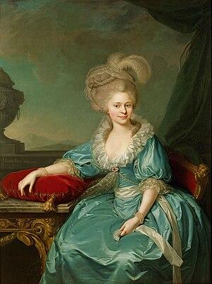 Duchess Elisabeth of Württemberg - Image: Elisabeth Wilhelmine von Württemberg