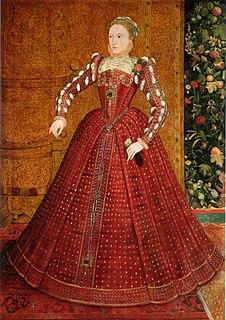 Elizabeth I of England depicted in culture
